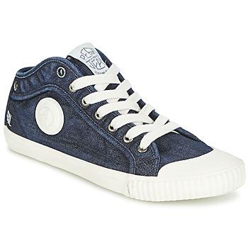 Παπούτσια Άνδρας Χαμηλά Sneakers Pepe jeans INDUSTRY DENIM DENIM