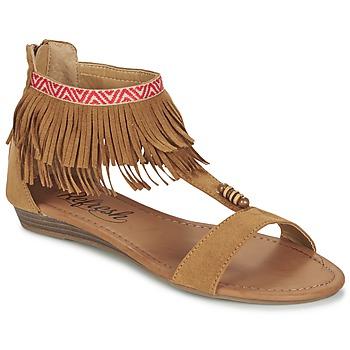 Παπούτσια Γυναίκα Σανδάλια / Πέδιλα Refresh CONNELL CAMEL
