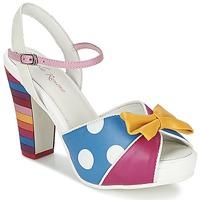 Παπούτσια Γυναίκα Σανδάλια / Πέδιλα Lola Ramona ANGIE P Multicolore