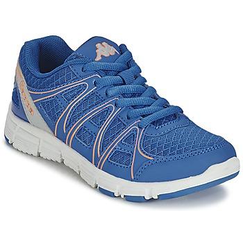 Παπούτσια Κορίτσι Χαμηλά Sneakers Kappa ULAKER μπλέ / Orange