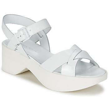 Παπούτσια Γυναίκα Σανδάλια / Πέδιλα Stéphane Kelian FLASH 3 άσπρο
