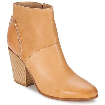 Παπούτσια Γυναίκα Μποτίνια Vic CRUISE Brown