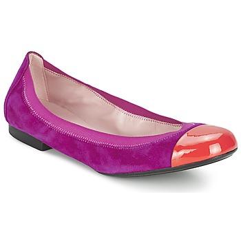 Παπούτσια Γυναίκα Μπαλαρίνες Pretty Ballerinas HONEY Violet