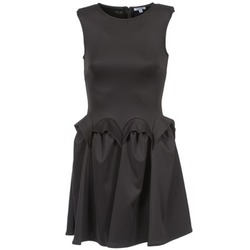 Υφασμάτινα Γυναίκα Κοντά Φορέματα Brigitte Bardot BB44204 Black