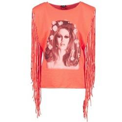 Υφασμάτινα Γυναίκα Αμάνικα / T-shirts χωρίς μανίκια Brigitte Bardot BB44075 CORAIL