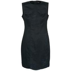 Υφασμάτινα Γυναίκα Κοντά Φορέματα Diesel D-SIRY Black