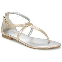 Παπούτσια Γυναίκα Σανδάλια / Πέδιλα JB Martin FAKIRI Platinum