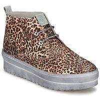 Παπούτσια Γυναίκα Ψηλά Sneakers Ylati BAIA F Leopard