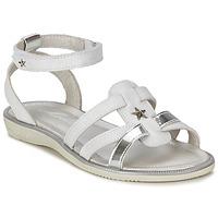 Παπούτσια Κορίτσι Σανδάλια / Πέδιλα Mod'8 HOPAL Άσπρο