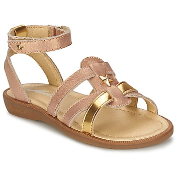 Παπούτσια Κορίτσι Σανδάλια / Πέδιλα Mod'8 HOPAL Ροζ