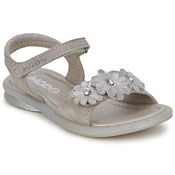 Παπούτσια Κορίτσι Σανδάλια / Πέδιλα Mod'8 JUKA Argenté