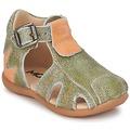 Παπούτσια Αγόρι Σανδάλια / Πέδιλα Mod'8 ALUCINE Green / Orange