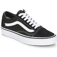 Παπούτσια Χαμηλά Sneakers Vans OLD SKOOL Black / Άσπρο