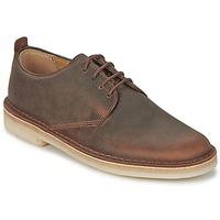 Παπούτσια Άνδρας Derby Clarks DESERT LONDON Brown