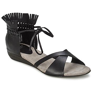 Παπούτσια Γυναίκα Σανδάλια / Πέδιλα Fru.it TRIVENTA Black