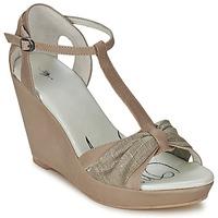 Παπούτσια Γυναίκα Σανδάλια / Πέδιλα One Step CEANE Taupe / Dorée / Taupe