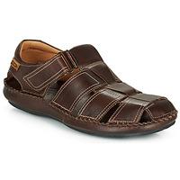 Παπούτσια Άνδρας Σανδάλια / Πέδιλα Pikolinos TARIFA 06J Brown