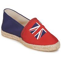 Παπούτσια Γυναίκα Εσπαντρίγια Be Only KATE Κόκκινο-μπλε