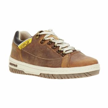 Παπούτσια Άνδρας Χαμηλά Sneakers Caterpillar APA Brown