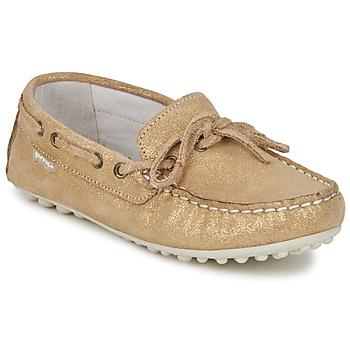 Παπούτσια Κορίτσι Μοκασσίνια Garvalin KIOWA JUVENIL Gold