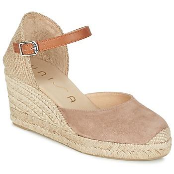 Παπούτσια Γυναίκα Σανδάλια / Πέδιλα Unisa CACERES Beige