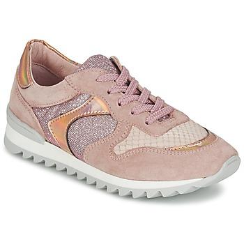 Παπούτσια Γυναίκα Χαμηλά Sneakers Unisa DALTON ροζ