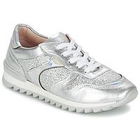 Παπούτσια Γυναίκα Χαμηλά Sneakers Unisa DALTON Argenté / Άσπρο