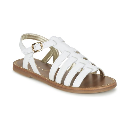 Παπούτσια Γυναίκα Σανδάλια / Πέδιλα Unisa YOLETA άσπρο