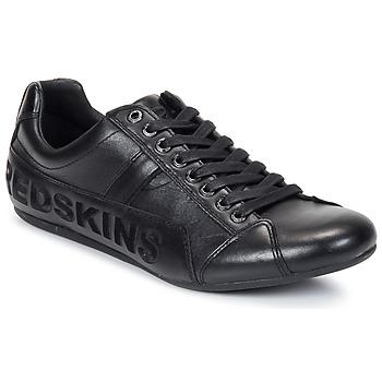 Παπούτσια Άνδρας Χαμηλά Sneakers Redskins TONIKO Black