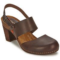 Παπούτσια Γυναίκα Σανδάλια / Πέδιλα Art IMEET Brown