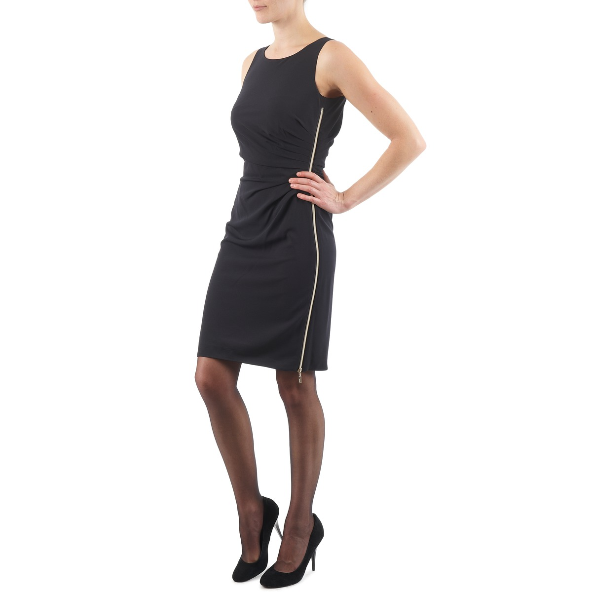 ccd5f76a612c Κοντά Φορέματα Esprit BEVERLY CREPE Σύνθεση  Πολυεστέρας