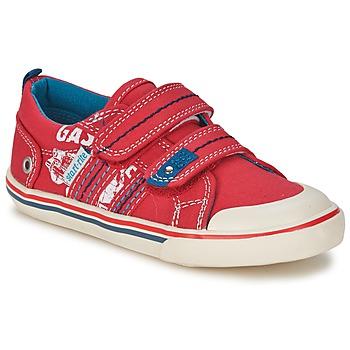Παπούτσια Αγόρι Χαμηλά Sneakers Start Rite GASOLINE Red