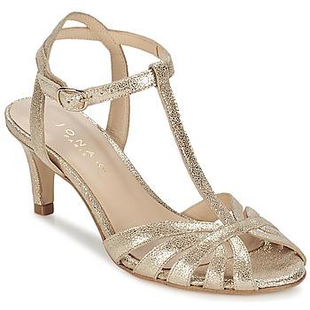 Παπούτσια Γυναίκα Σανδάλια / Πέδιλα Jonak DOLIATE Platinum