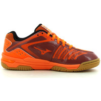Παπούτσια Παιδί Sport Indoor Mizuno Wave Stealth 3 Jr Orange