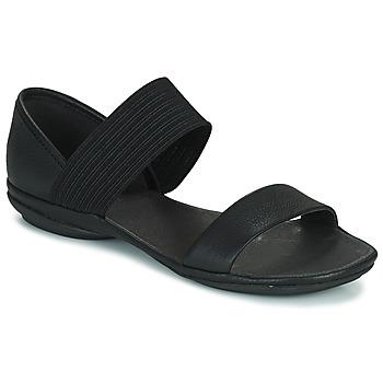 Παπούτσια Γυναίκα Σανδάλια / Πέδιλα Camper RIGHT NINA Black