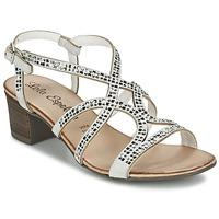Παπούτσια Γυναίκα Σανδάλια / Πέδιλα Lola Espeleta GRILLION Άσπρο