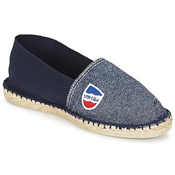Παπούτσια Εσπαντρίγια 1789 Cala CLASSIQUE BICOLORE MARINE