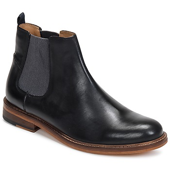 Παπούτσια Άνδρας Μπότες Ben Sherman DEON CHELSEA BOOT Black