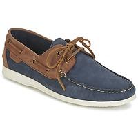 Παπούτσια Άνδρας Boat shoes Ben Sherman OAUK BOAT SHOE Marine / Brown