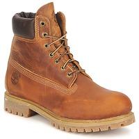 Παπούτσια Άνδρας Μπότες Timberland HERITAGE 6 IN PREMIUM Brown