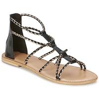 Παπούτσια Γυναίκα Σανδάλια / Πέδιλα Eden MAYRA Black
