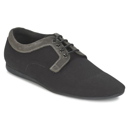 Παπούτσια Άνδρας Derby Schmoove FIDJI CLUB Black / Grey