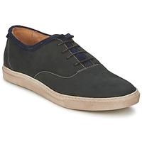 Παπούτσια Άνδρας Χαμηλά Sneakers Schmoove ESCAPE LOW Black / MARINE