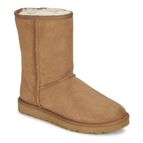 Παπούτσια Γυναίκα Μπότες UGG CLASSIC SHORT CHESTNUT