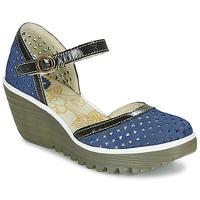 Παπούτσια Γυναίκα Γόβες Fly London YUDE646FLY Μπλέ