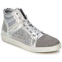 Παπούτσια Γυναίκα Ψηλά Sneakers Hip 90CR SILVER-CROCO