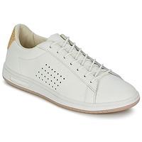 Παπούτσια Χαμηλά Sneakers Le Coq Sportif ARTHUR ASHE RAFFIA Κρεμ