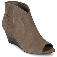 Παπούτσια Γυναίκα Χαμηλές Μπότες Ash DRUM Taupe