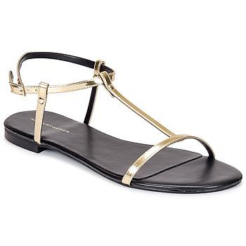 Παπούτσια Γυναίκα Σανδάλια / Πέδιλα KG by Kurt Geiger MATCH Gold