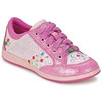 Παπούτσια Κορίτσι Χαμηλά Sneakers Lelli Kelly GLITTER-ROSE-CALIFORNIA ροζ